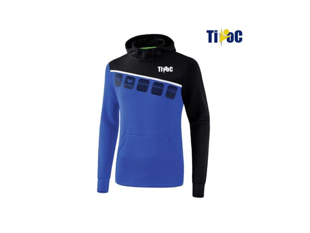 Tivoc - 5-C sweatshirt met capuchon
