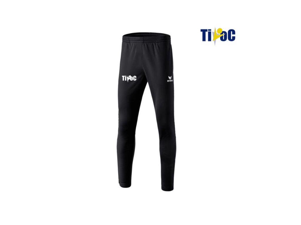 Tivoc - Polyester trainingsbroek met tussenstukken op de kuiten 2.0