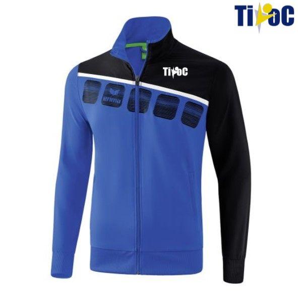 Tivoc - 5-C presentatiejack