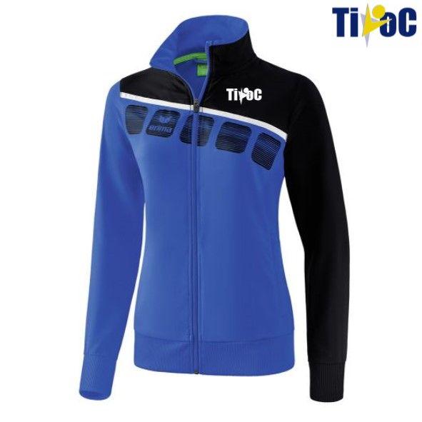 Tivoc - 5-C presentatiejack Dames