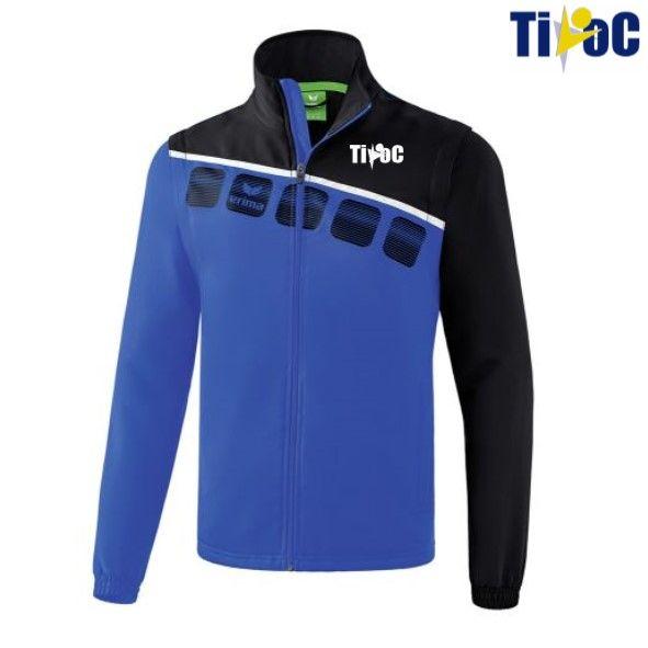 Tivoc - 5-C jack met afneembare mouwen