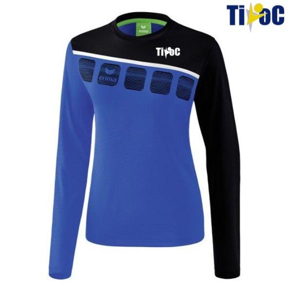Tivoc - 5-C longsleeve Dames